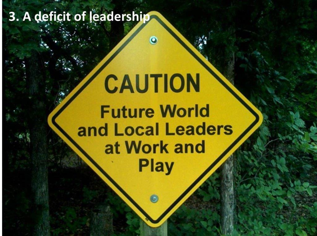 Falta de liderazgo EN