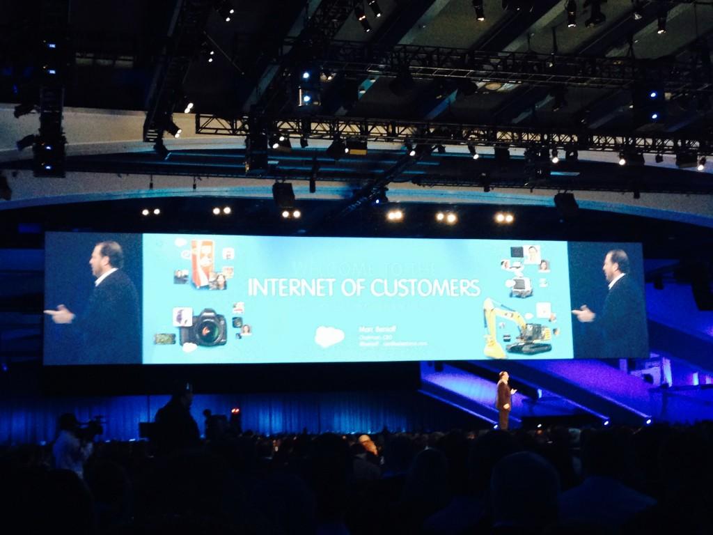 Dreamforce, el macro-evento realizado en San Francisco por Salesforce.