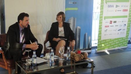Anne Gregory, presidenta de la Global Alliance, compartió en Madrid su conocimiento y experiencia con los socios de Dircom.