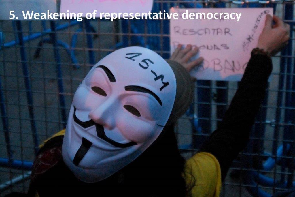 Debilitamiento democracia EN