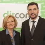 Despedida y bienvenida a la junta directiva de Dircom