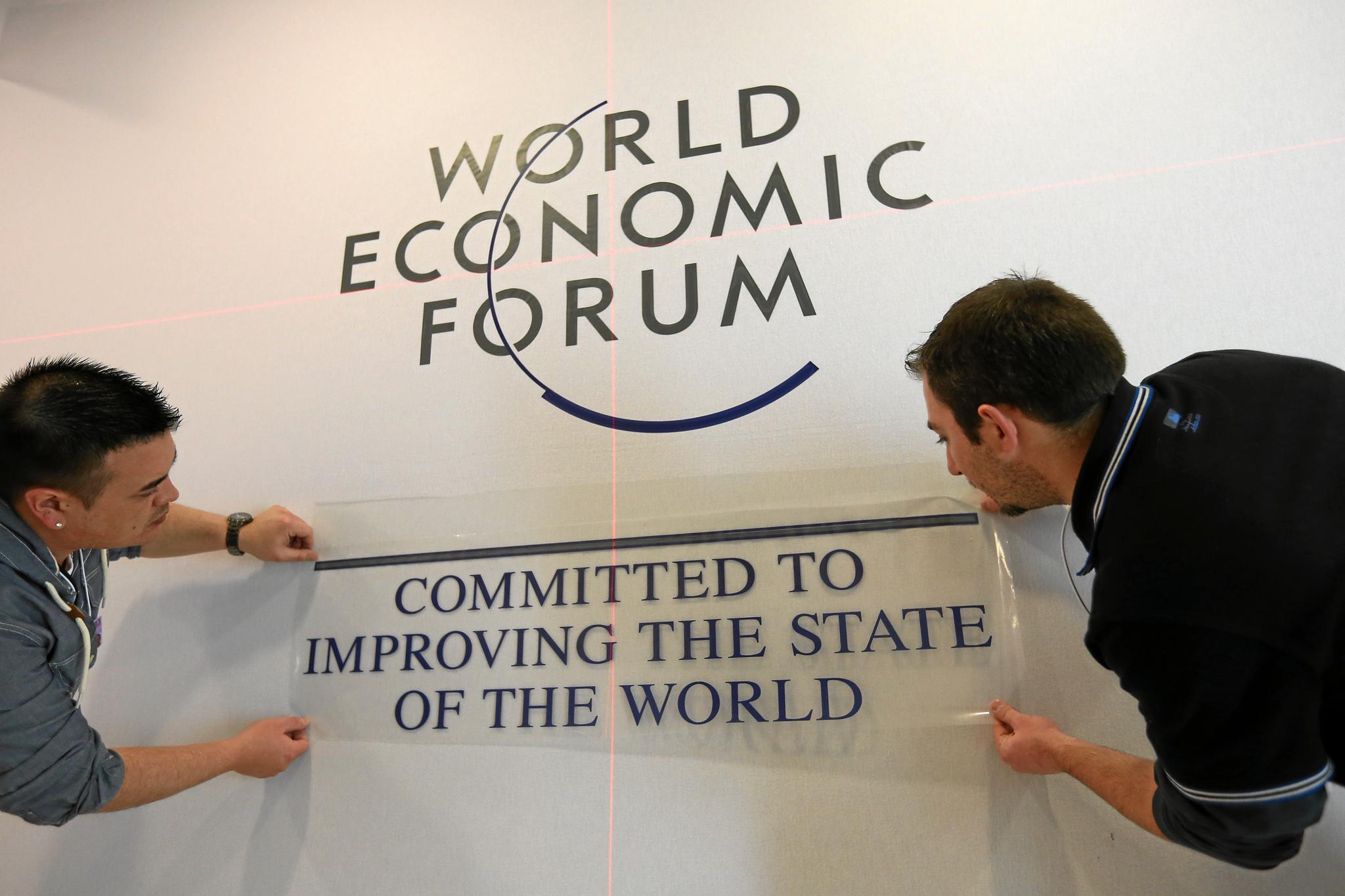 El World Economic Forum se celebra anualmente en la localidad suiza de Davos.