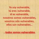Se buscan líderes vulnerables