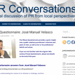 PRoust Questionnaire: My view of the PR profession